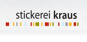 Logo Stickerei Kraus